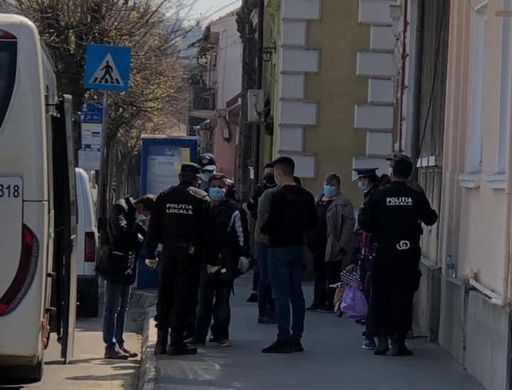 Sursa foto: facebook.com/Poliția Locală Târgu Mureș