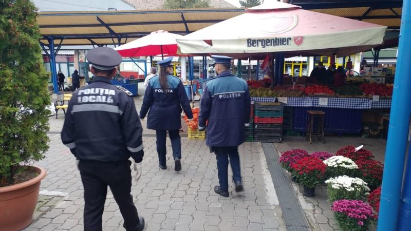 politie control piata