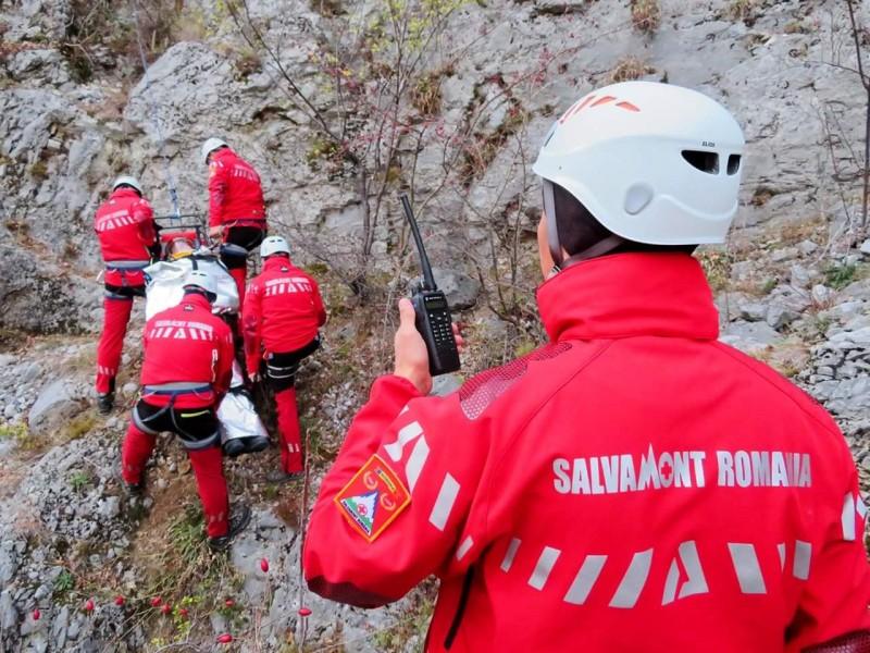 Sursa foto: Salvamont Romania