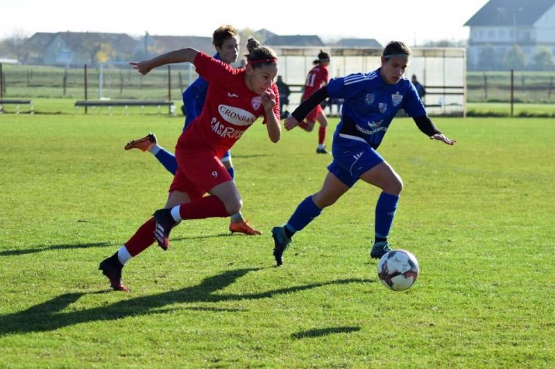 Fortuna Becicherecu Mic – Vasas Femina Odorhei 2-1 (facebook.com - ACS Fortuna Becicherec' Feminin)