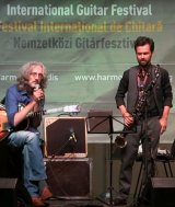 Concert Alex MAN & Cătălin MILEA - 15th Harmonia Cordis International Guitar Festival