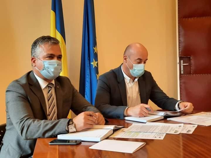 Drumul din localitatea brașoveană Viscri intră în reabilitare