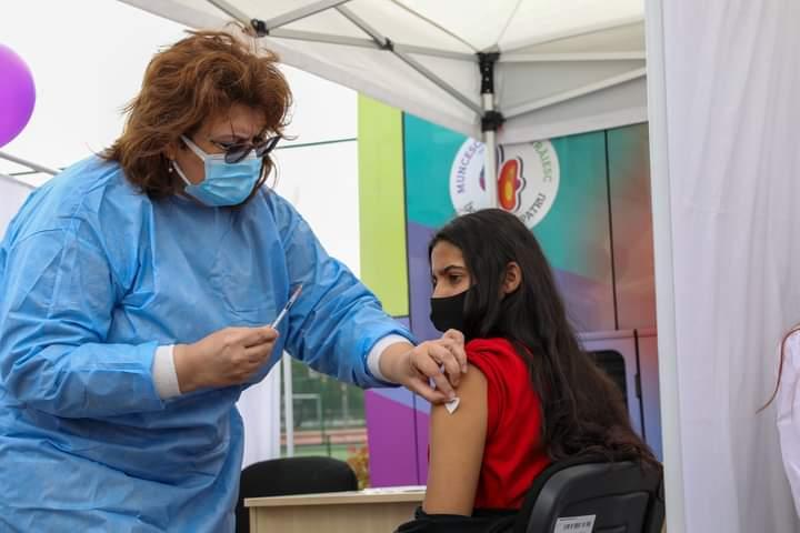 Vaccinare copii