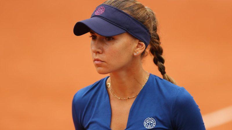 Irina Bara (Sursa foto: eurosport.ro)