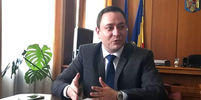 Prefectul Harghitei, Szabó Zsolt