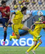 EURO 2020 Spania - Suedia 0-0
