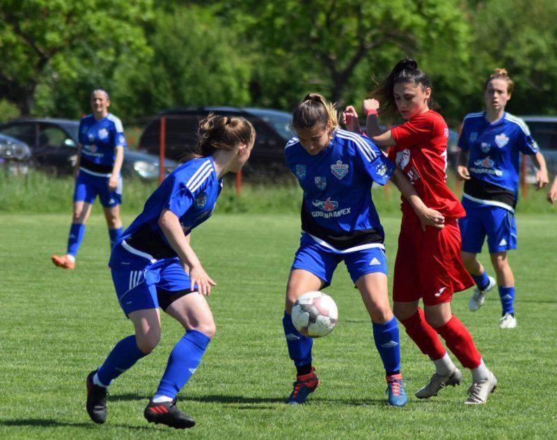 Vasas Femina Odorhei, fotbal feminin