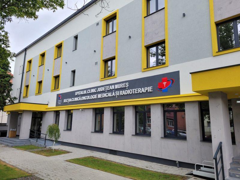 Clinica de Oncologie Spital Judetean Mures